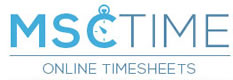 MSCTIME Online Timesheet System Designed for Contractors